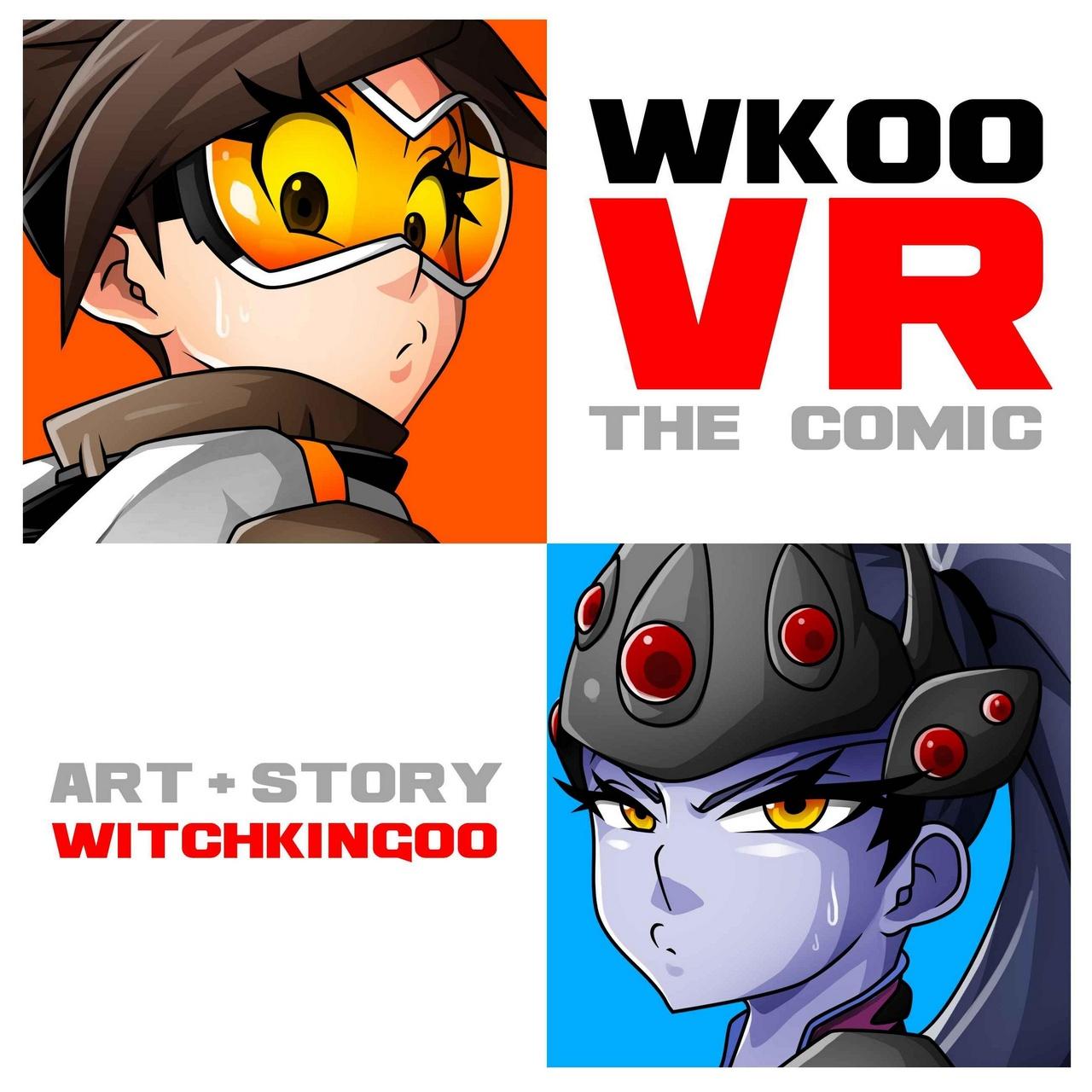 SureFap xxx porno Overwatch - [Witchking00] - VR the Comic