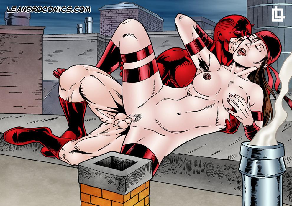 Marvel cinematic universe nudity