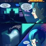 Dragon Ball - [Animmoral] - Androide 18 x Bulma