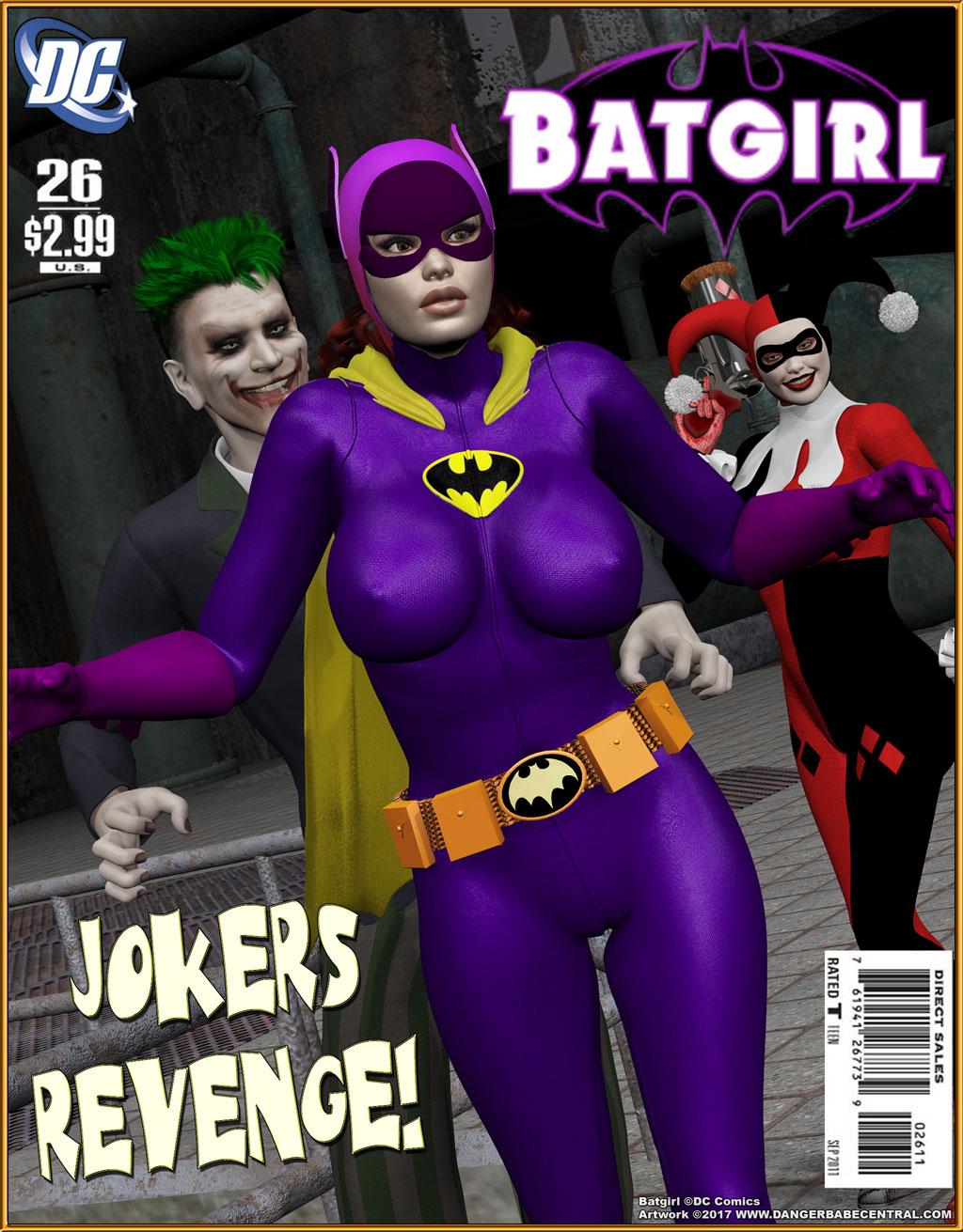 SureFap xxx porno Batman - [DBC] - Batgirl - Joker's Revenge