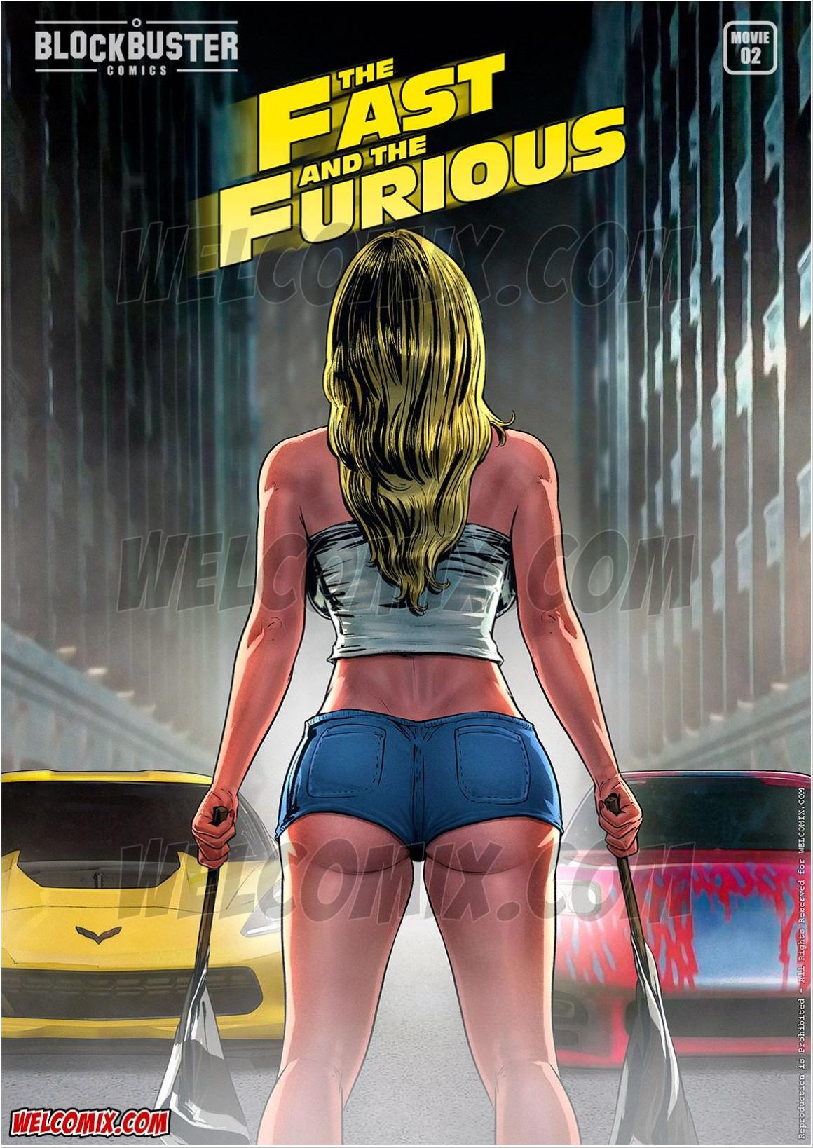 SureFap xxx porno The Fast and the Furious - [WelComix] - BlockBuster Comics 02 - The Fast and The Furious