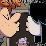 The Loud House - [Garabatoz] - Lucy's Nightmare