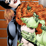 Batman - [Leandro Comics] - Poison Ivy Gives Batgirl Hot Lesbian Sex