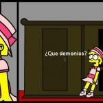 The Simpsons - [Twisted Odin] - Lisa Ayuda a Bart