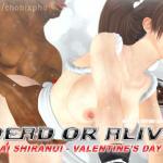 Dead or Alive - [CHOBIxPHO] - DOA MAI SHIRANUI - VALENTINE'S DAY