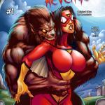 Spider-Woman - [Locofuria] - Dracula's Revenge