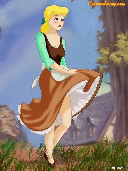 SureFap xxx porno Cinderella - [CartoonValley] - Cinderella the Peasant Babe Gets Nude Outdoors (2004.04.17)