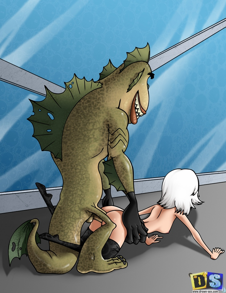 Monsters Vs Aliens Sex