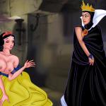Snow White - [XL-Toons] - Princess and the Queen Have Hot Lesbian Sex