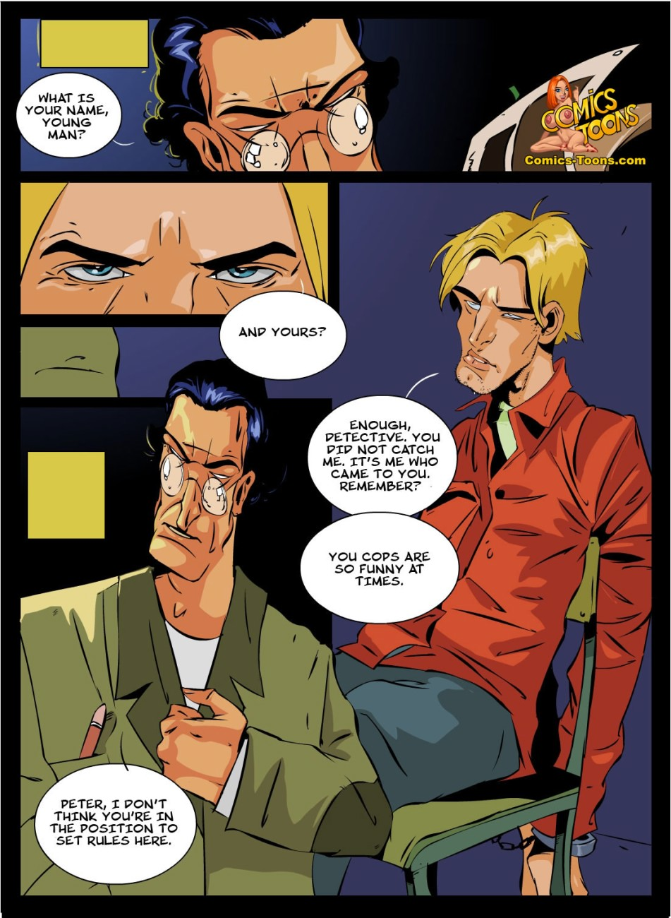 SureFap xxx porno Spider-Man - [Comics-Toons][Okunev] - Spider-Man X