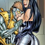 Cyberforce - [Leandro Comics][Gallery55] -  Cyblade and Heatwave Fucking In The Storage Room!