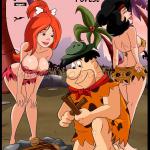 The Flintstones - [Tufos][Croc] - Os FlinTsToons 003 - Perdidas e Peladas Na Floresta