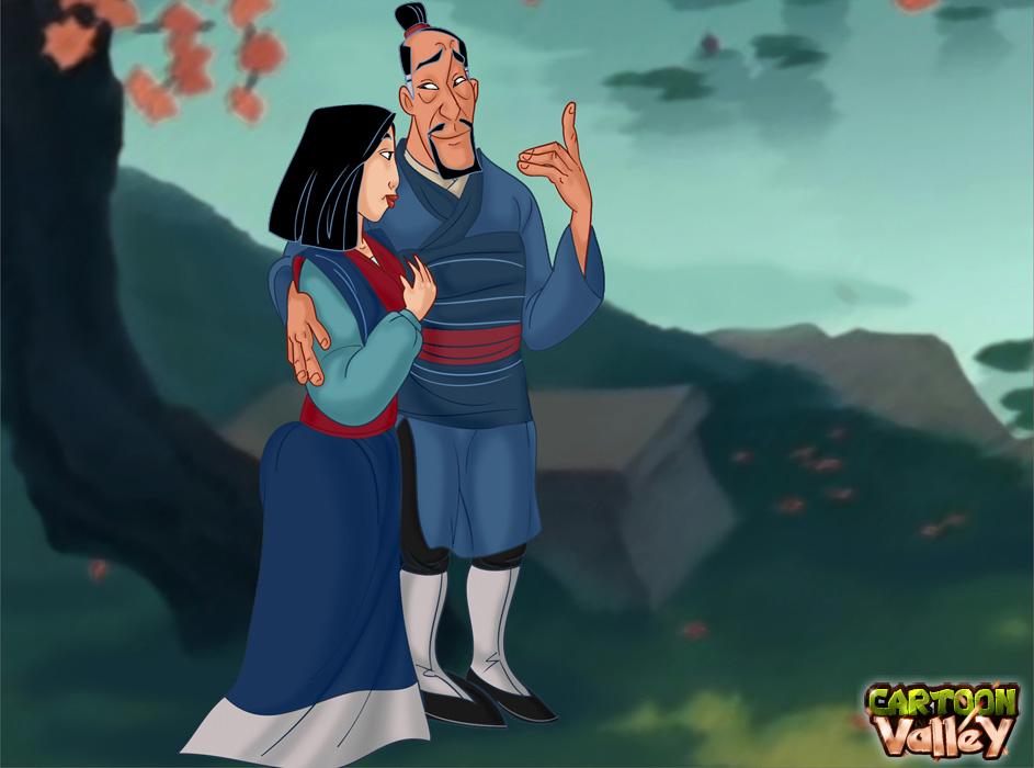 SureFap xxx porno Mulan - [CartoonValley][NEW] - Mulan enjoys getting fucked very hard by Fa Zhou