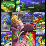 Super Mario Bros - [Kitsune Youkai] - Shell Shocked Princess