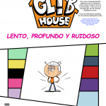 The Loud House - [GLiB] - Slow, Deep And Loud