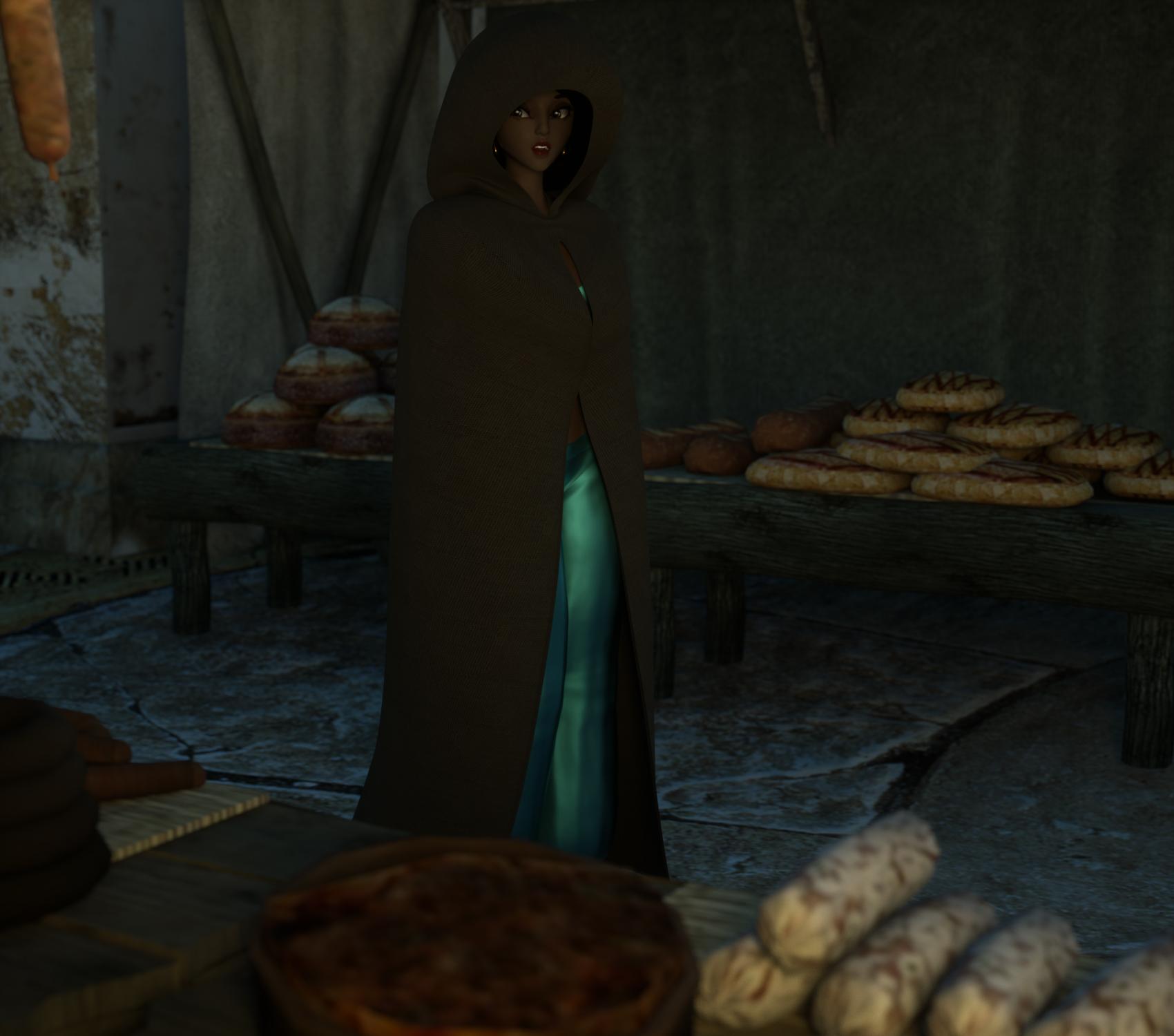 SureFap xxx porno Aladdin - [Zafo] - Sneaking Out