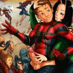 Spider-Man - [Tracy Scops][LLamaBoy] - Spider-Man: Infinity War