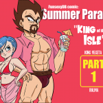 Dragon Ball - [FunSexyDragonBall (FunSexyDB)] - Summer Paradise Part 1 - King of the Isle