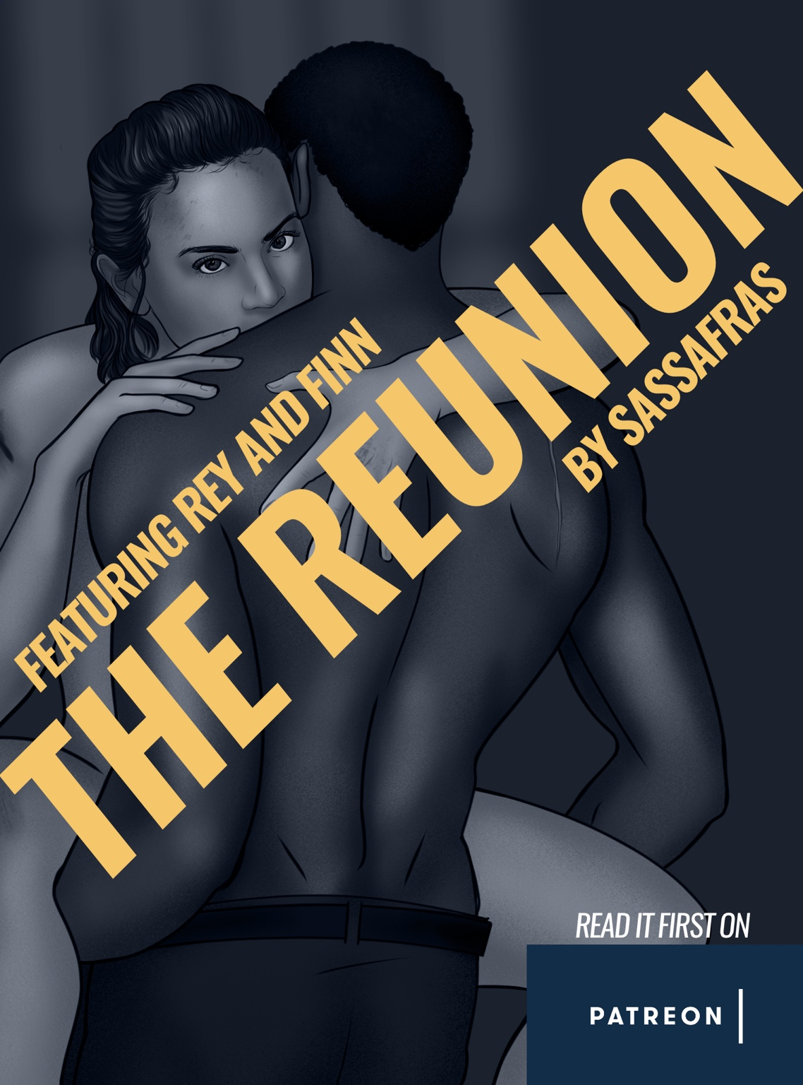 SureFap xxx porno Star Wars - [Sassafras] - The Reunion