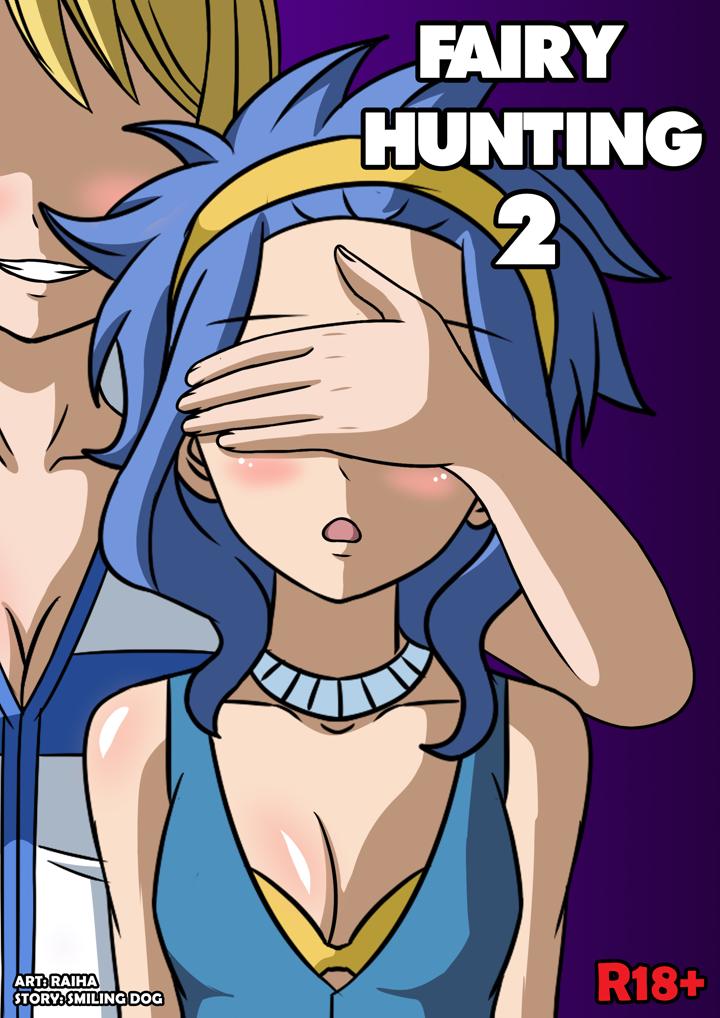 SureFap xxx porno Fairy Tail - [Smiling DogDoggo's Doujins] - Fairy Hunting Chapter 2