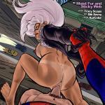Spider-Man - [Tracy Scops][Dik Savvy] - Moist Fur and Sticky Web