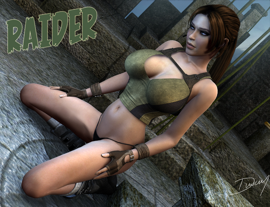 SureFap xxx porno Tomb Raider - [DeTomasso] - Raider (+Extra)