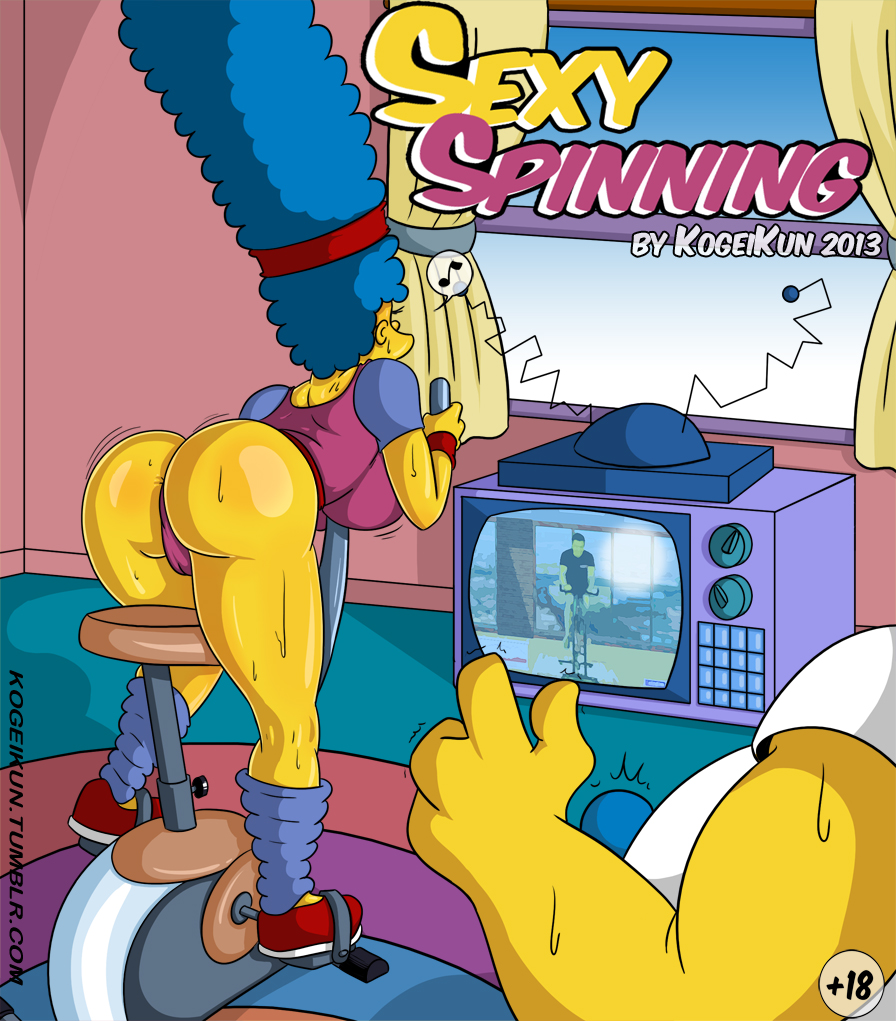SureFap xxx porno The Simpsons - [Kogeikun] - Sexy Spinning