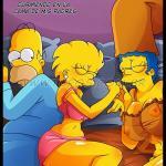 The Simpsons - [Tufos] - Os Simptoons 015 - Dormindo Na Cama Dos Pais