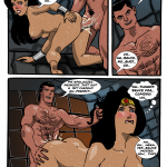Justice League - [Diana Bruce] - Themysciran Dungeons