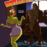 The Simpsons - [Locofuria][Kogeikun] - Treehouse of Horror 2