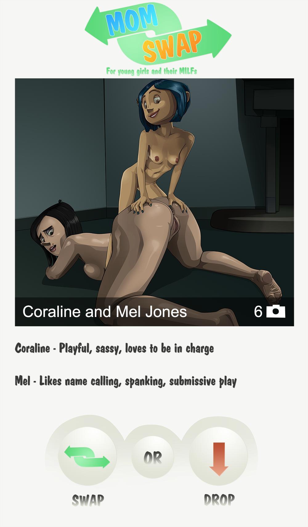 SureFap xxx porno Crossover - [Nearphotison] - MomSwap App