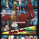Sleeping Beauty - [HorrorBabeCentral][A.B. Lust] - Another Fable of Fright - Sleeping Beauty Part 1 of 3