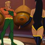 DC Comics - [Online SuperHeroes][Max] - Aquaman Gives This Hot Babe An Intense Fuck!