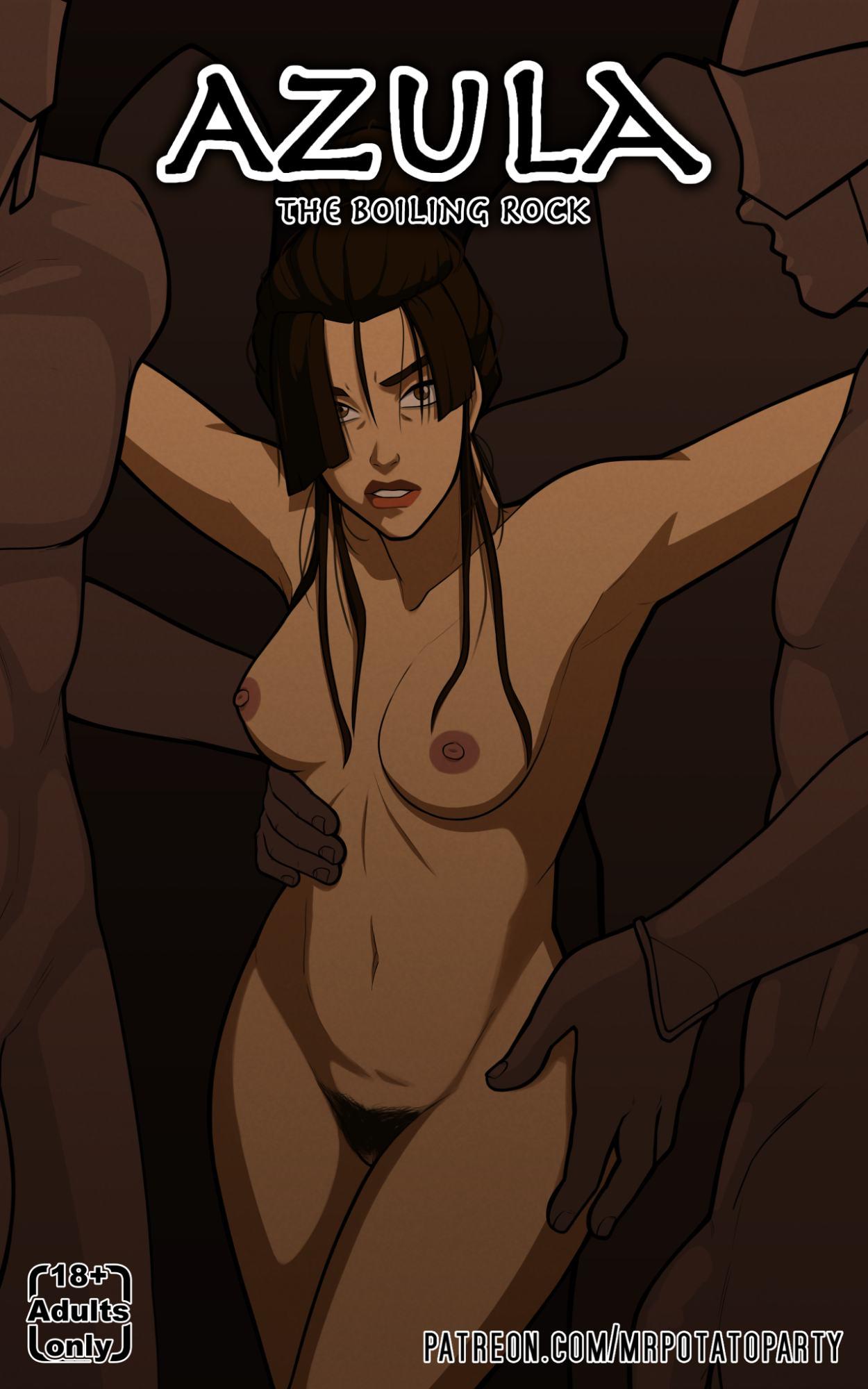 SureFap xxx porno Avatar the Last Airbender - [MrPotatoParty] - Azula - The Boiling Rock