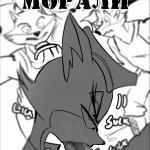 Squirrel and Hedgehog - [Captainjingo] - Boosting Morale