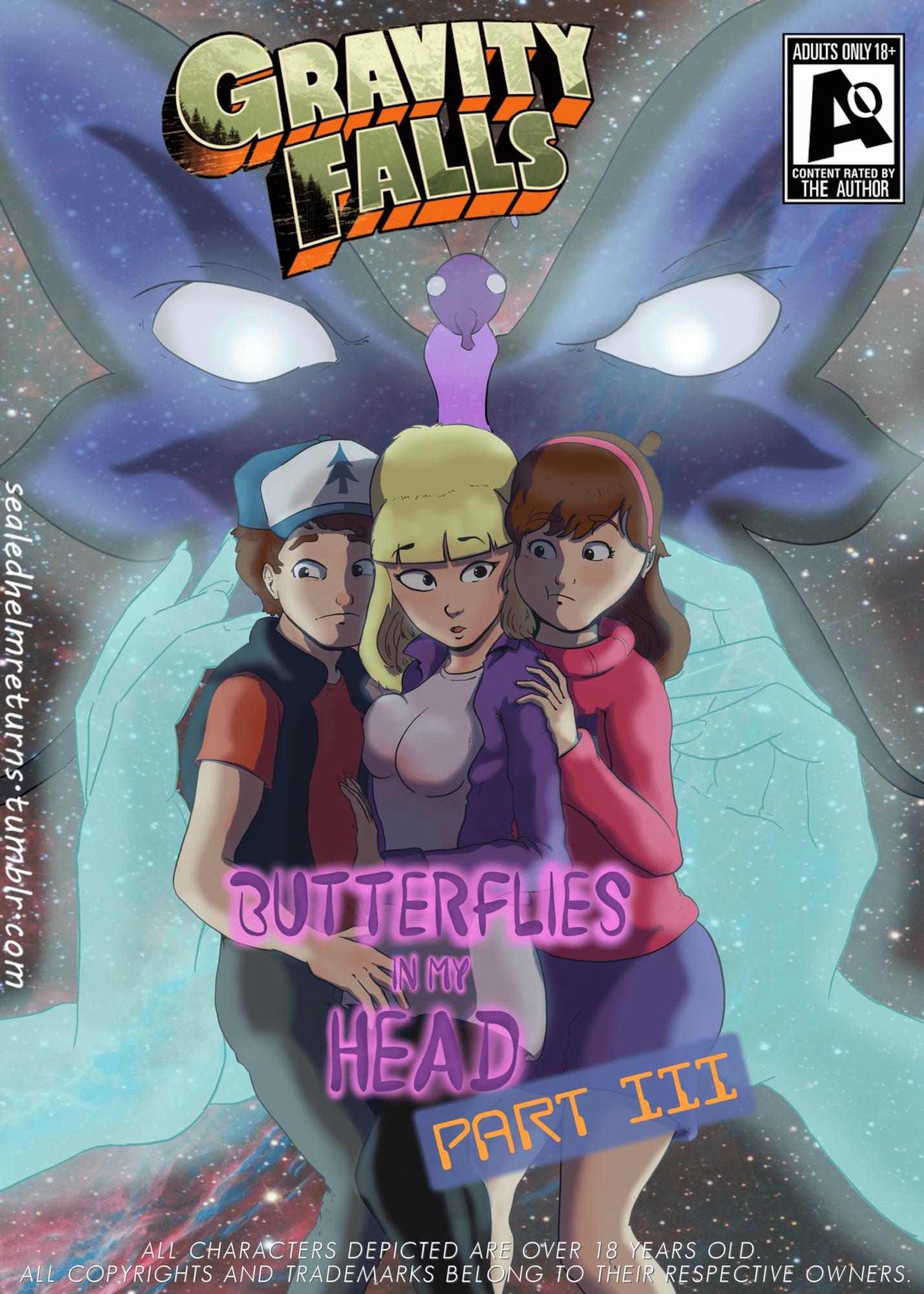 SureFap xxx porno Gravity Falls - [SealedHelm] - Butterflies In My Head Part 3