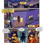 Sly Cooper - [Dreamcastzx1][Escopeto] - Carmelita Fox in Bedroom Custody