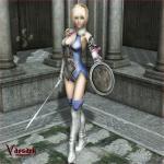 Soul Calibur - [Vaesark] - Cassandra Alexandra