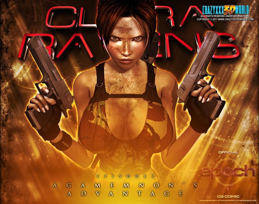 SureFap xxx porno Tomb Raider - [Crazyxxx3DWorld][Epoch] - Clara Ravens 2: Agamemnon's Advantage