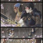 Dragon Age - [Nikraria] - Darkspawn Party
