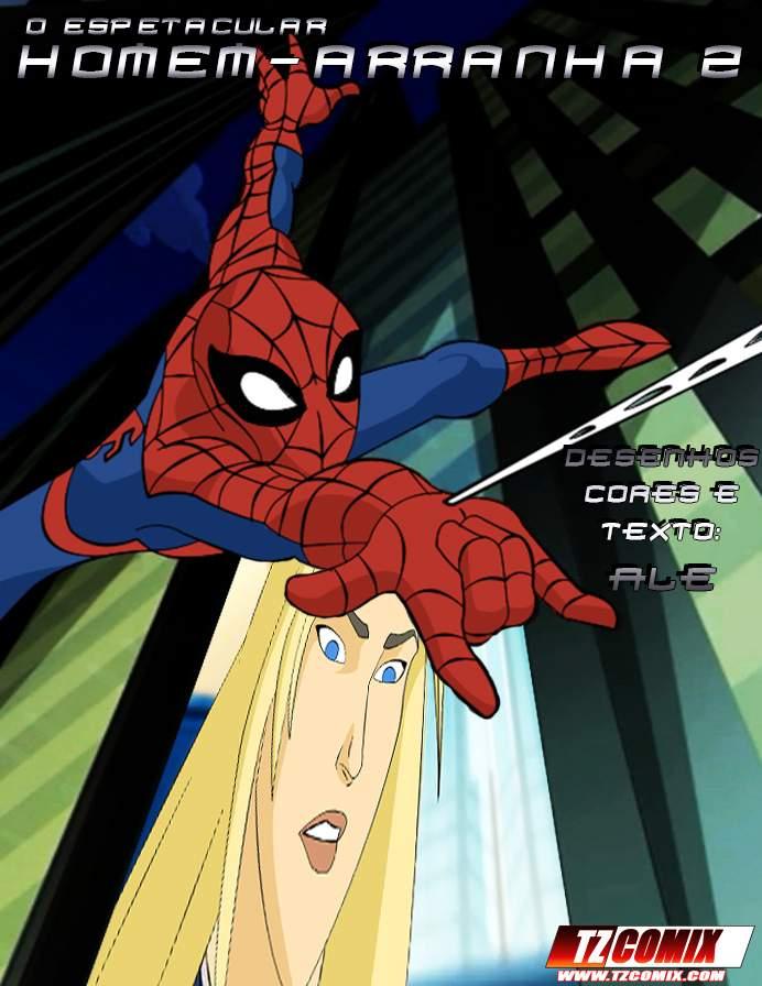 SureFap xxx porno Spider-Man - [Ale][TZ Comix] - Homem Arranha 2