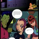 The Teen Titans - [Comics-Toons][Okunev] - Independent Reven