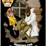 Crossover - [CartoonValley][Helg] - Agent Fuckspeed - Investigation #125 - Hunting For Megamorpher 3 (dildo13)