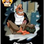 Crossover - [CartoonValley][Helg] - Agent Fuckspeed - Investigation #158 - Epidemics 2 (dildo6)