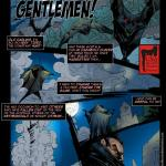 Crossover - [MonsterBabeCentral] - The Fraternal Order of Monstrous Gentlemen! - Issue 1 - Old Friend