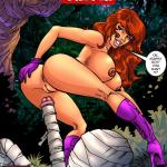 Crossover - [MonsterBabeCentral] - The Fraternal Order of Monstrous Gentlemen! - Issue 9 - The Mummy's End