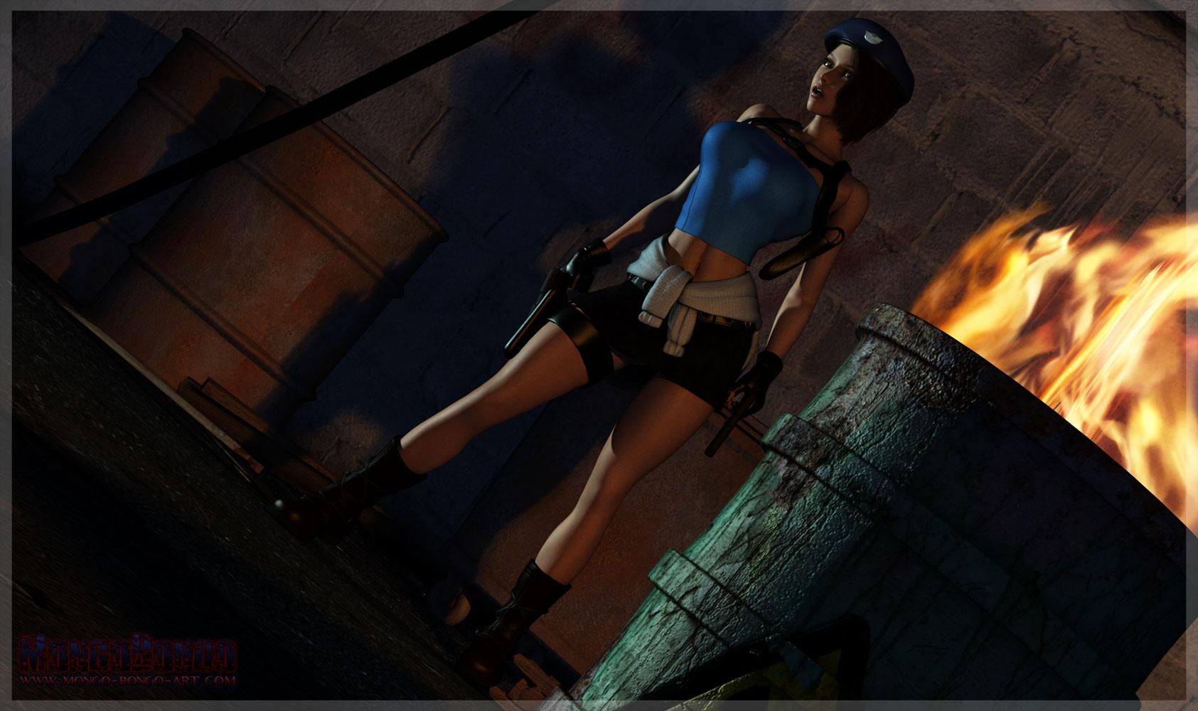 SureFap xxx porno Resident Evil - [Mongo Bongo] - Valentines Day 1: Jill Valentine & Nemesis