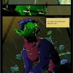 The Teen Titans - [Comics-Toons][Okunev] - Jinx and Starfire and Beast Boy