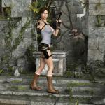 Tomb Raider - [Sasha2000Dog][Detomasso] - Lara and Nathan Jurassic Stone Park