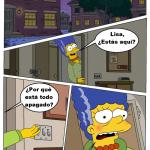 The Simpsons - Simpson Comic: Lisa In The University